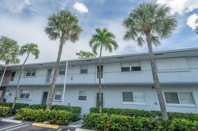 2460 SW 22nd Avenue UNIT 812, Delray Beach, FL 33445 - #: RX-10463167