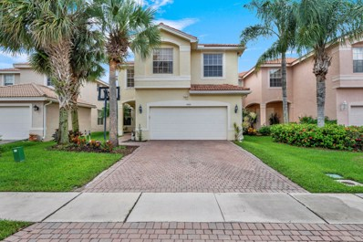 5520 Wishing Star Lane, Greenacres, FL 33463 - #: RX-10463343