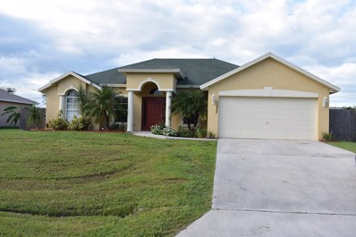1033 SW Cornelia Avenue, Port Saint Lucie, FL 34953 - #: RX-10464190