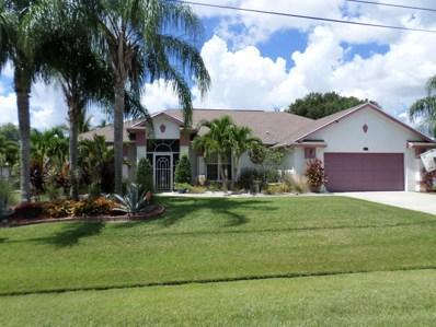 2338 SE West Blackwell Drive, Port Saint Lucie, FL 34952 - #: RX-10464291