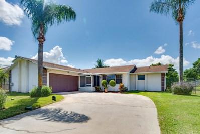 1528 SE Sinbad Avenue, Port Saint Lucie, FL 34952 - #: RX-10464403