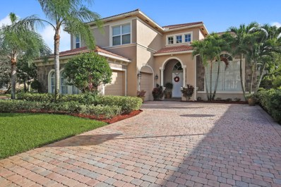 8697 Cobblestone Point Circle, Boynton Beach, FL 33472 - #: RX-10464470