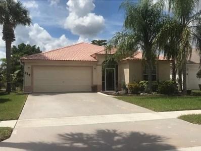 117 Derby Lane, Royal Palm Beach, FL 33411 - #: RX-10464557