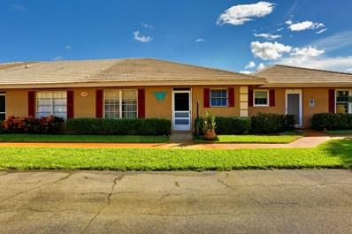 1430 SW 25th Way UNIT B, Boynton Beach, FL 33426 - #: RX-10464658