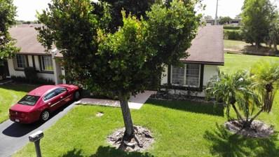 15956 Laurel Oak Circle, Delray Beach, FL 33484 - #: RX-10464805