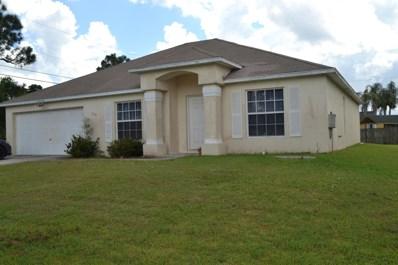 510 SW Sea Holly Terrace, Port Saint Lucie, FL 34984 - #: RX-10465051