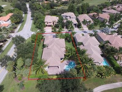 16200 Mira Vista Lane, Delray Beach, FL 33446 - #: RX-10465085