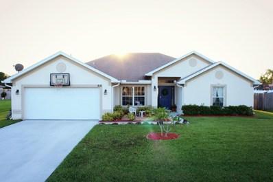 818 SW Curry Street, Port Saint Lucie, FL 34983 - #: RX-10465206
