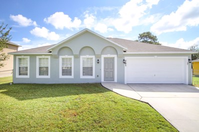 761 SW Avens Street, Port Saint Lucie, FL 34983 - #: RX-10465407