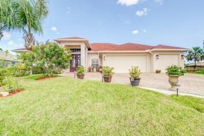 1813 SW Bradway Lane, Port Saint Lucie, FL 34953 - #: RX-10465433