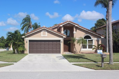 8657 Tourmaline Boulevard, Boynton Beach, FL 33472 - #: RX-10465678