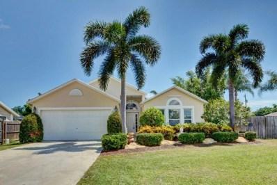 475 SW Friar Street, Port Saint Lucie, FL 34983 - #: RX-10465863