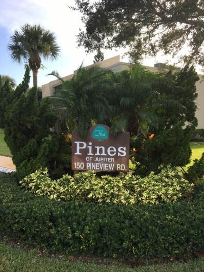 150 Pineview Road UNIT B1, Jupiter, FL 33469 - #: RX-10465925