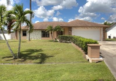 455 SE Fallon Drive, Port Saint Lucie, FL 34983 - #: RX-10466093