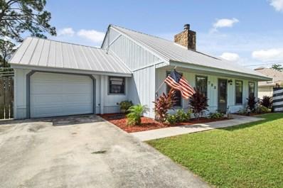798 SE Walters Terrace, Port Saint Lucie, FL 34983 - #: RX-10466103
