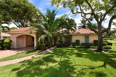 3 Fairway Drive, Boynton Beach, FL 33436 - #: RX-10466235