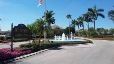 4070 Tivoli Court UNIT 307, Lake Worth, FL 33467 - #: RX-10466650