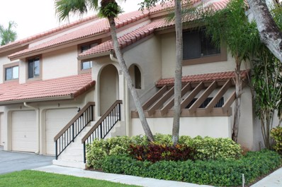 5520 Coach House Circle UNIT H, Boca Raton, FL 33486 - #: RX-10466909