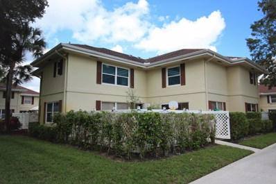 8 Amherst Court UNIT C, Royal Palm Beach, FL 33411 - #: RX-10467466