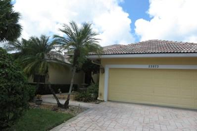 22873 La Corniche Way, Boca Raton, FL 33433 - #: RX-10467911