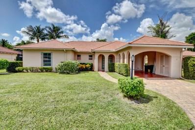 13 Fairway Drive, Boynton Beach, FL 33436 - #: RX-10467955