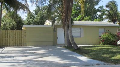 3226 Buckley Avenue, Lake Worth, FL 33461 - #: RX-10467989