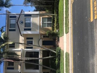 2885 S Oasis Drive, Boynton Beach, FL 33426 - #: RX-10468176