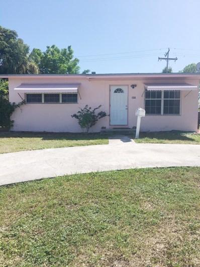1366 10th Street, West Palm Beach, FL 33401 - #: RX-10468452