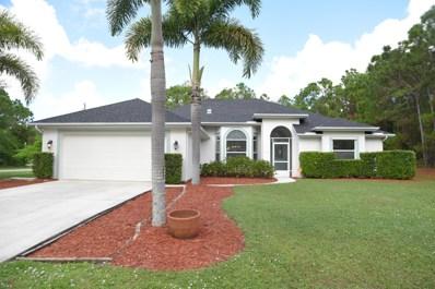 5480 NW Scepter Drive, Port Saint Lucie, FL 34983 - #: RX-10468564