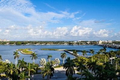 529 S Flagler Drive UNIT 8f, West Palm Beach, FL 33401 - #: RX-10468893