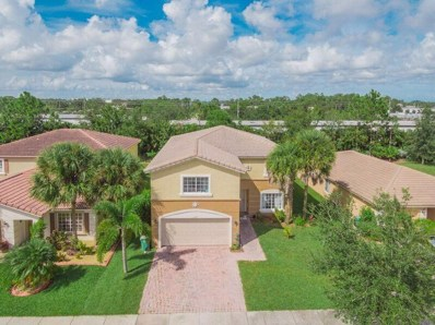 2077 SW Marblehead Way, Port Saint Lucie, FL 34953 - #: RX-10468901