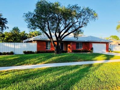 851 E Plantation Circle, Plantation, FL 33324 - #: RX-10469448