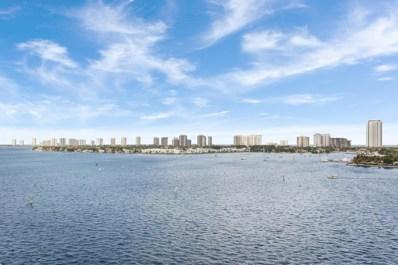 2640 Lake Shore Drive UNIT 815, Riviera Beach, FL 33404 - #: RX-10470204