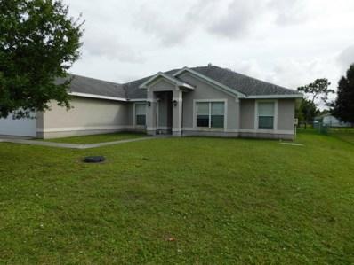 382 SW Duval Avenue, Port Saint Lucie, FL 34983 - #: RX-10470706