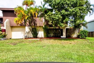 2864 Kirk Road, Lake Worth, FL 33461 - #: RX-10470775