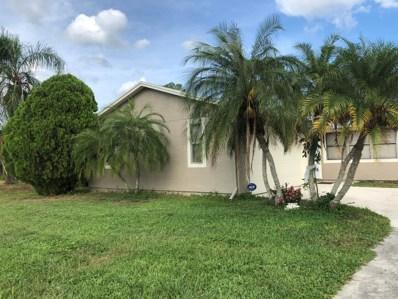 2417 SW Mercer Street, Port Saint Lucie, FL 34984 - #: RX-10471426