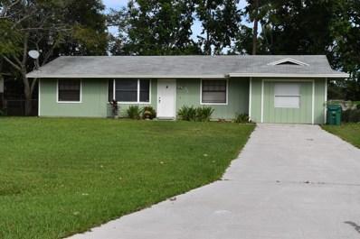 4017 SW Hablow Street, Port Saint Lucie, FL 34953 - #: RX-10471495