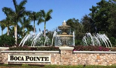 6721 Via Regina UNIT 12, Boca Raton, FL 33433 - #: RX-10471953