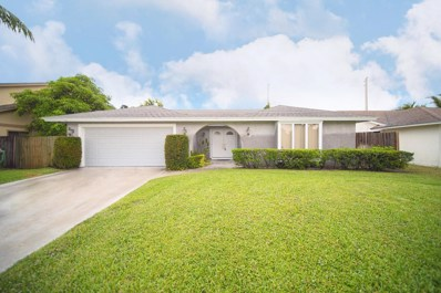 1109 Rainwood Circle, Palm Beach Gardens, FL 33410 - #: RX-10471957