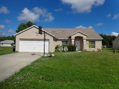 2821 SE Hutchings Avenue, Port Saint Lucie, FL 34952 - #: RX-10472672