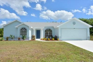 4279 SW Jared Street, Port Saint Lucie, FL 34953 - #: RX-10472691