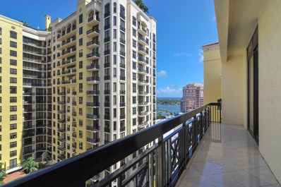 801 S Olive Avenue UNIT 1611, West Palm Beach, FL 33401 - #: RX-10472896