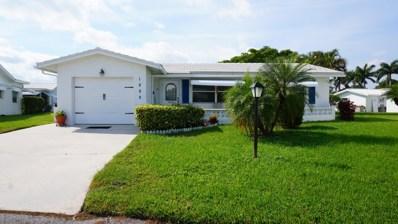 1802 SW 17th Street, Boynton Beach, FL 33426 - #: RX-10473143