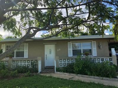 39 Davis Road, Palm Springs, FL 33461 - #: RX-10473172