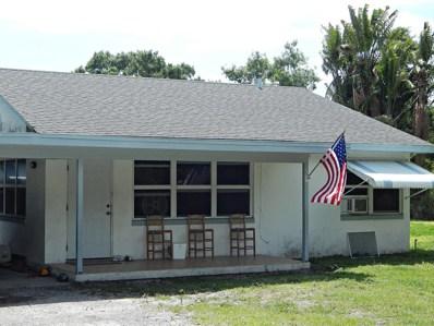 2418 S 41st Street, Fort Pierce, FL 34950 - #: RX-10473582