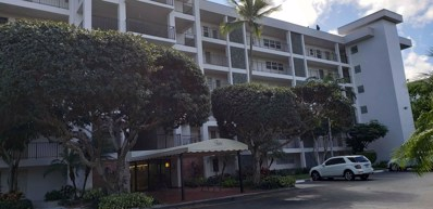2950 N Palm Aire Drive UNIT 606, Pompano Beach, FL 33069 - #: RX-10473850