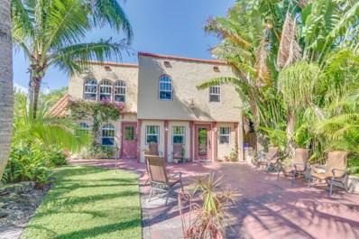 125 N Dixie Boulevard, Delray Beach, FL 33444 - #: RX-10474084