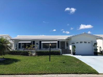 1504 SW Nicholas Drive, Boynton Beach, FL 33426 - #: RX-10474270