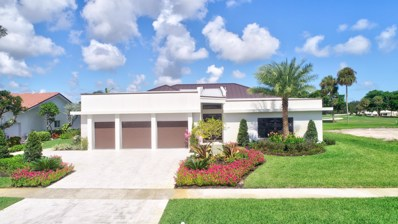 4541 White Cedar Lane, Delray Beach, FL 33445 - #: RX-10474579