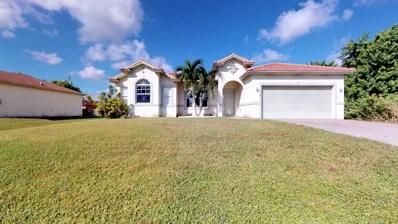 3314 SW Frankford Street, Port Saint Lucie, FL 34953 - #: RX-10474990
